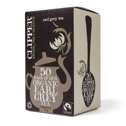 Clipper Organic Earl Grey Tea - 50 bags