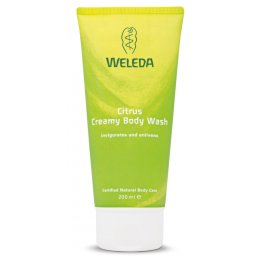 Weleda Creamy Body Wash - Citrus - 200ml