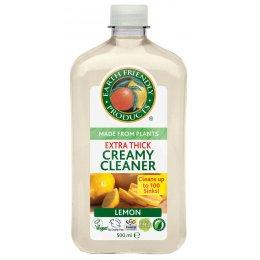 Earth Friendly Lemon Creamy Cleaner - 500ml