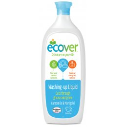 Ecover Washing Up Liquid - Camomile & Clementine - 1L