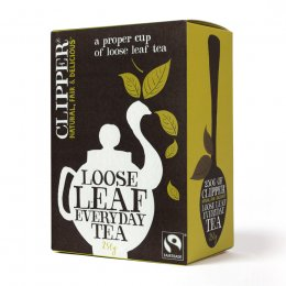 Clipper Originals Fairtrade Tea - Loose Leaf - 250 g