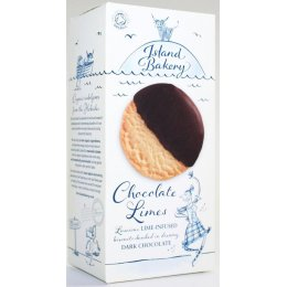 Island Bakery Organic Chocolate Lime Biscuits - 150g