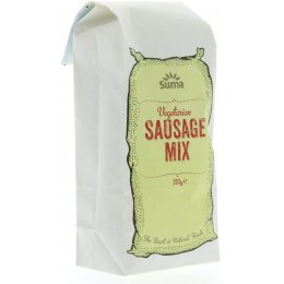 Suma Prepacks Vegetarian Sausage Mix - 350g
