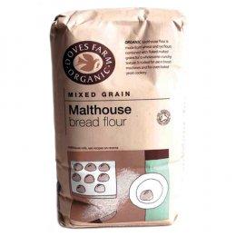 Doves Farm Malthouse Flour - 1kg