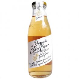 Belvoir Organic Elderflower Cordial - 50cl