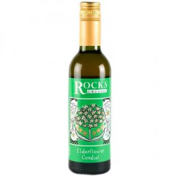 Rocks Elderflower Cordial - 360ml