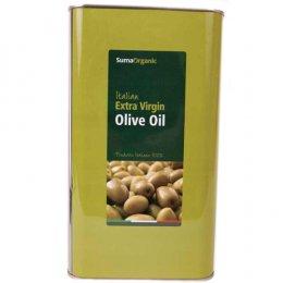 Suma Italian Organic Olive Oil - 3 litres
