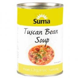 Suma Organic Tuscan Bean Soup - 400g