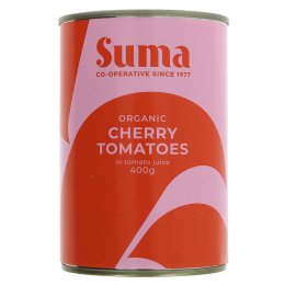 Suma Cherry Tomatoes  - 400g