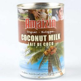 Amaizin Rich Coconut Milk - 400ml