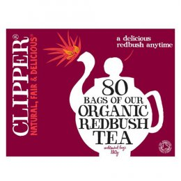 Clipper Organic Redbush Tea - 80 bags