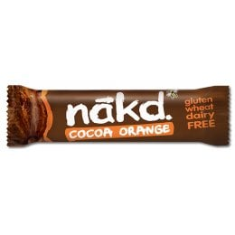 Nakd Cocoa Orange Bar - 35g