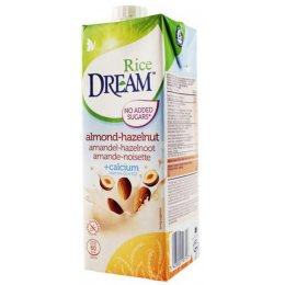 Rice Dream - Hazelnut & Almond Milk 1L