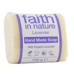 Faith in Nature Soap - Lavender - 100g