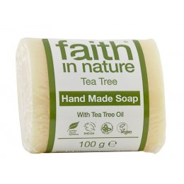 Faith in Nature Soap - Tea Tree - 100g