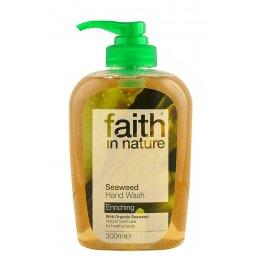 Faith in Nature Handwash -  Seaweed - 300ml
