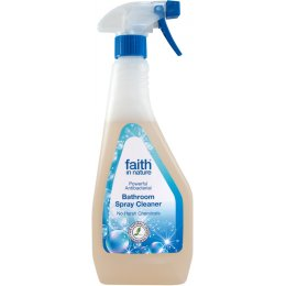 Faith In Nature Anti-Bacterial Bathroom Cleaner - 500ml