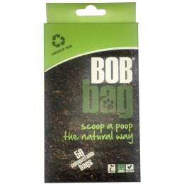 Compostable Dog Poo Bags - Pack of 50