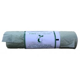 Compostable Bin Liners - 7 Litre - Pack of 50