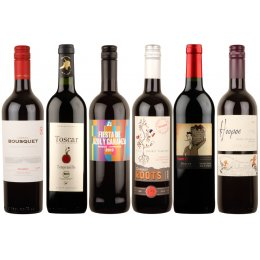 Mellow Organic Red Wines - Case of 6