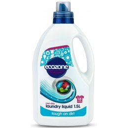 Ecozone Non-Bio Laundry Liquid - 1.5L - 18 Washes