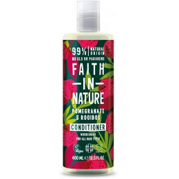 Faith In Nature Pomegranate & Rooibos Conditioner - 400ml