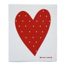 Jangneus Heart Design Cloth