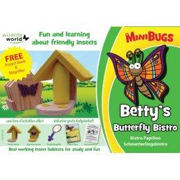 Minibugs Betty's Butterfly Bistro