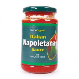 Suma Organic Napoletana Sauce - 350g