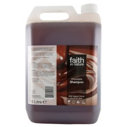 Faith In Nature Shampoo - Chocolate - 5 litres