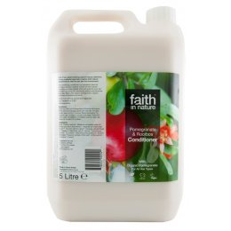 Faith In Nature Conditioner - Pomegranate & Rooibos - 5 litres
