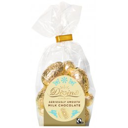 Divine Milk Chocolate Mini Eggs - 152g