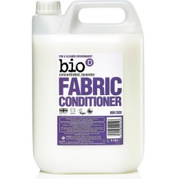 Bio D Concentrated Fabric Conditioner - Lavender - 5L