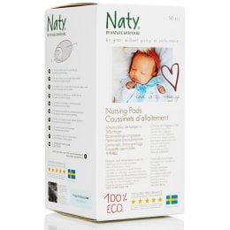 Naty by Nature Babycare Nursing Pads - Pack of 30