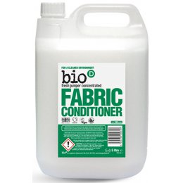 Bio D Concentrated Fabric Conditioner - Fresh Juniper - 5L
