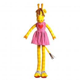 Gina Giraffe Soft Toy