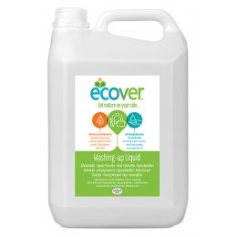 Ecover Washing up Liquid - Lemon and Aloe Vera - 5 litre