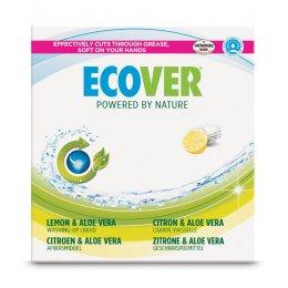 Ecover Bag in a Box Washing up Liquid - Lemon and Aloe Vera - 5 litre