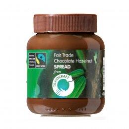 Traidcraft Fair Trade Hazelnut Chocolate Spread - 400g