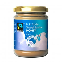 Traidcraft Sweet Justice Fair Trade Honey 340g