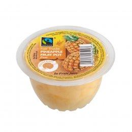 Traidcraft Fair Trade Pineapple Fruit Pot - 120g