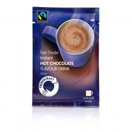 Traidcraft Fair Trade Instant Hot Chocolate Sachet - 22g