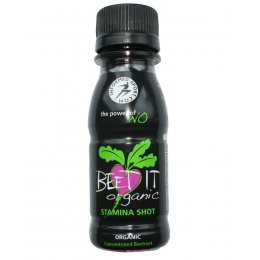 James White Beet It Organic Beetroot Juice Stamina Shot - 70ml