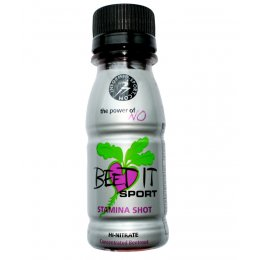 James White Beet It Beetroot Juice Sport Stamina Shot - 70ml
