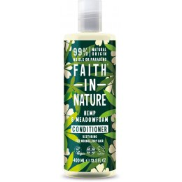 Faith In Nature Hemp & Meadowfoam Conditioner - 400ml