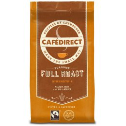 Cafedirect Full Roast & Ground Coffee - 227g