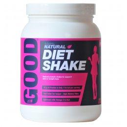 Good Hemp Nutrition Diet Shake - Strawberry - 500g