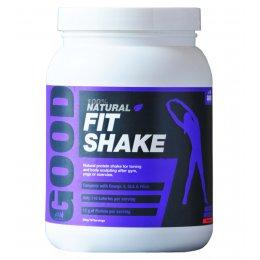 Good Hemp Nutrition Fit Shake - Strawberry - 500g