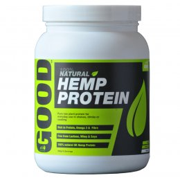 Good Hemp Nutrition Hemp Protein Powder - Natural - 500g