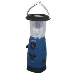 PowerPlus Falcon 5 in 1 LED Lantern, Radio, Charger, Powerbank & Alarm